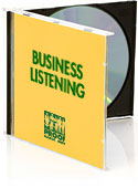 Business Listening Audio Program